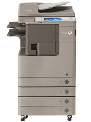 Canon imageRUNNER ADVANCE 4035 copier in dark brown colour