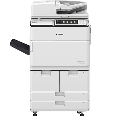 Canon imageRUNNER ADVANCE 6565 heavy duty copier with four large paper trays