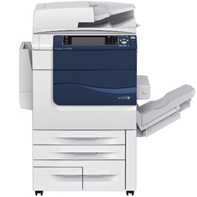 Heavy duty Fuji Xerox DocuCentre-V-C7780 Colour Copier