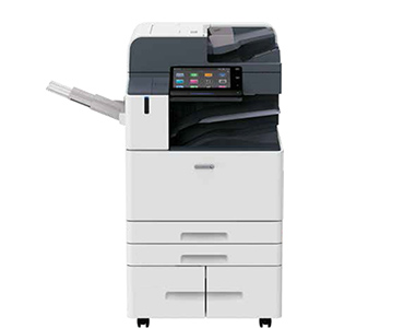 Image button that links to Fuji Xerox Copier page