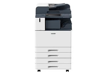 Image button image that links to Fuji Xerox Copier page